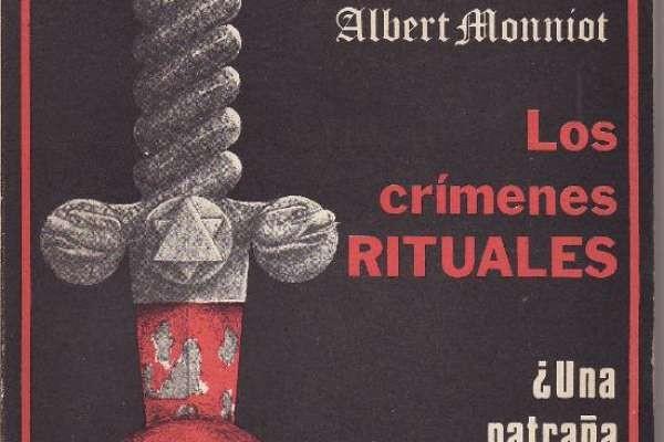 Streicher, Julius - Los Crímenes Rituales