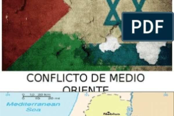SA - Guía básica del conflicto palestino israeli