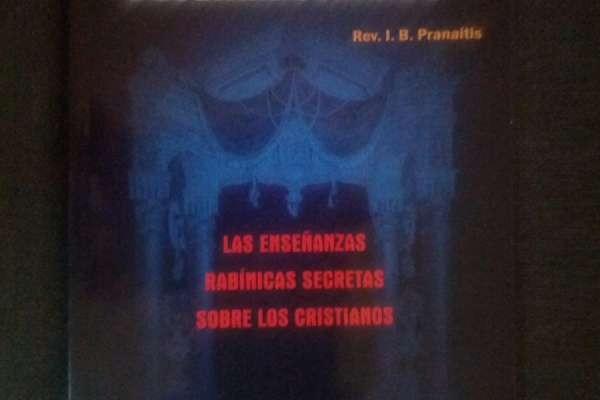 Pranaitis, IB - El Talmud Desenmascarado