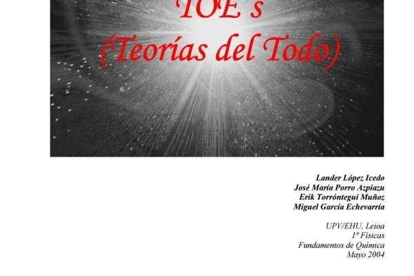 LOPE PORRO - Cuantica y Relatividad