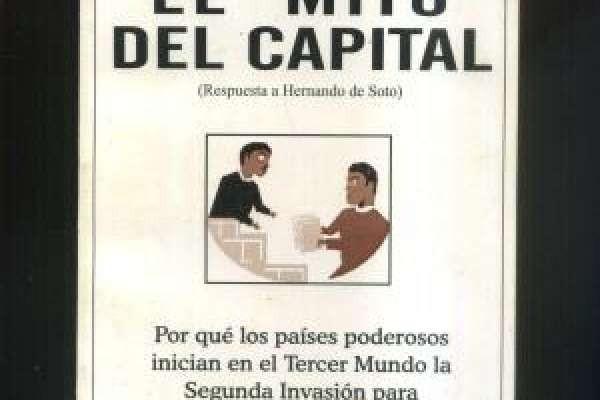 Masias, Pablo - El mito del capital