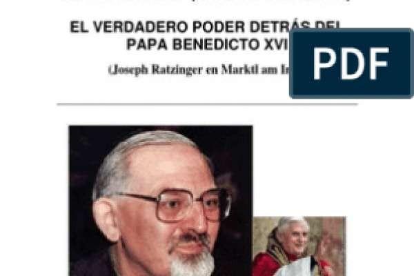 Ratzinger, J. - Papa Negro-poder detras de Benedicto