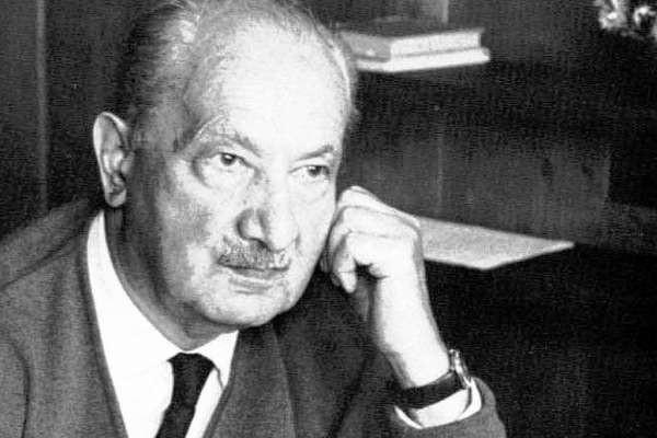 Heidegger, Martin - El problema de la trascendencia y el problema de Ser y Tiempo