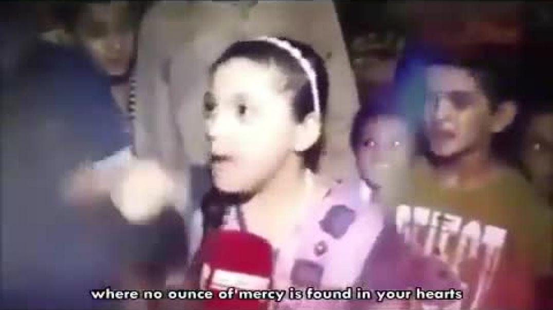 Una niña que cree lo que dice