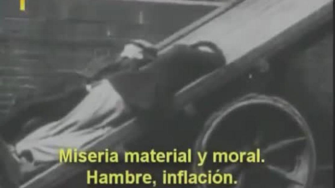 Causa principal de la segunda guerra mundial (Abolición del interés del dinero)