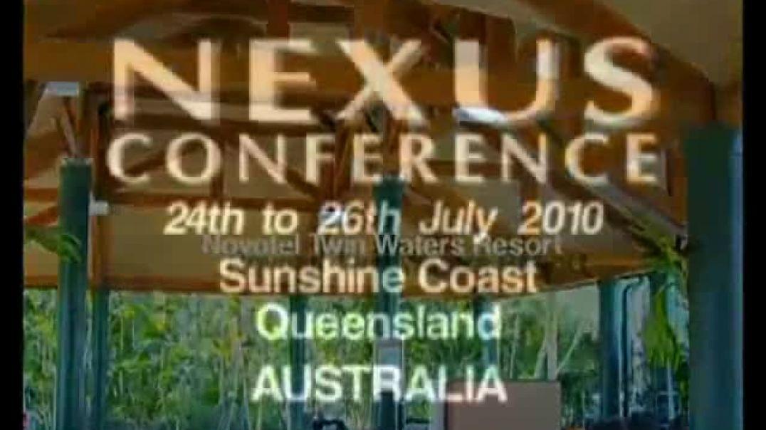 Conferencia de Nassim Haramein Australia 2010