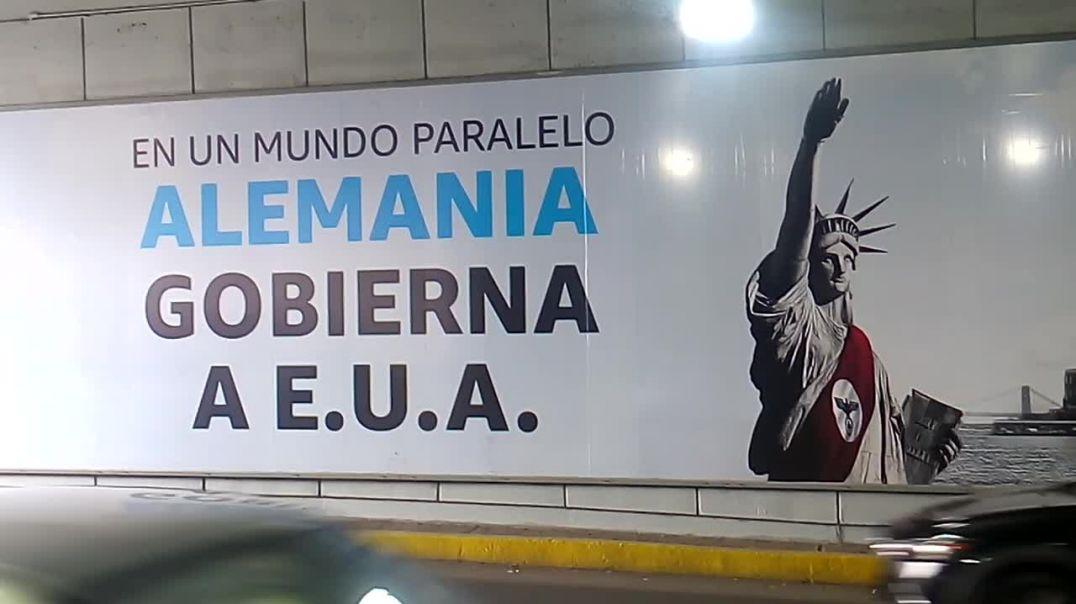 ALEMANIA GOBIERNA A E.U.A.