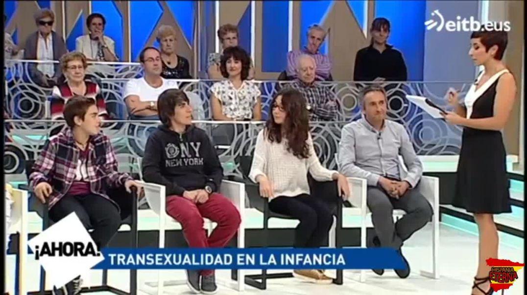 Transexualidad en la infancia