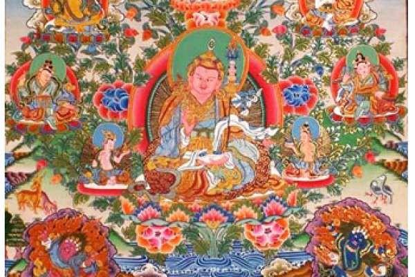 Bardo, Thodol - El libro tibetano - Padmasambhava