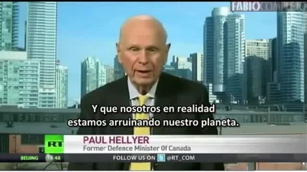 Están entre nosotros - Paul Hellyer