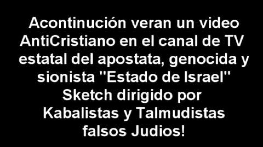 TV de Israel se burla de la crucifixión de Jesús