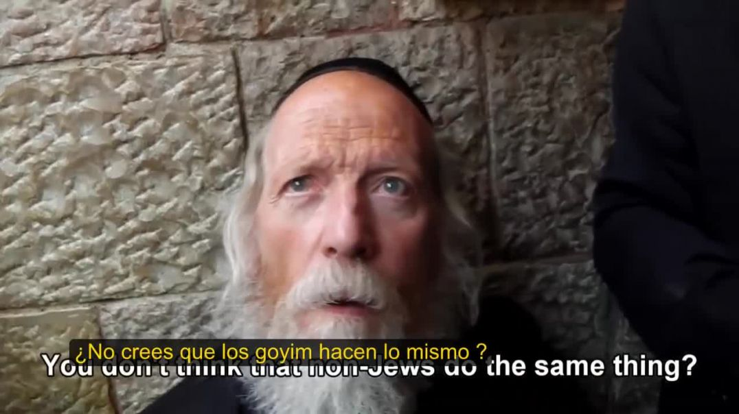 """""""GOYIM"""" - Los judios te explican lo que eres"""