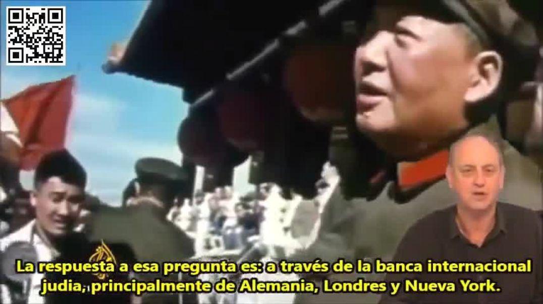 Mao Tse Tung  y el apoyo judio