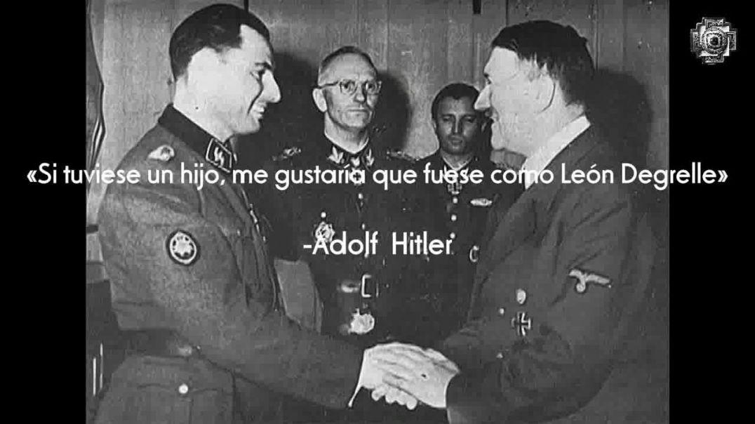 Hitler y su visión de las otras razas.