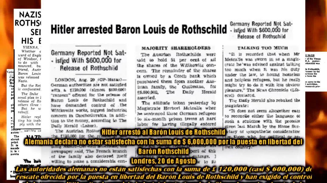 El terror de los Rothschild