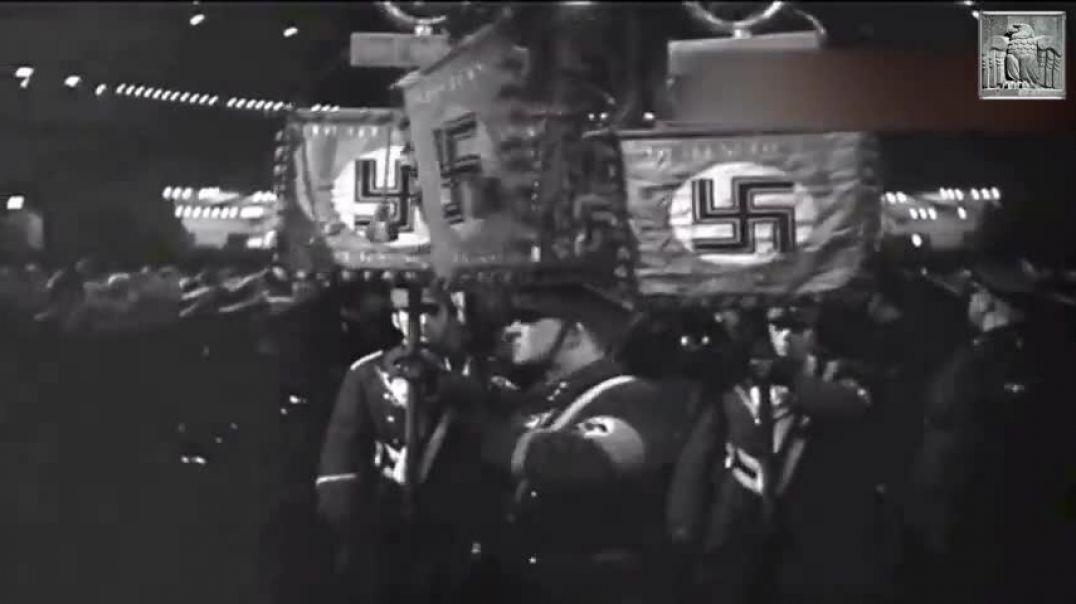 Adolf Hitler - Somos un pueblo unido