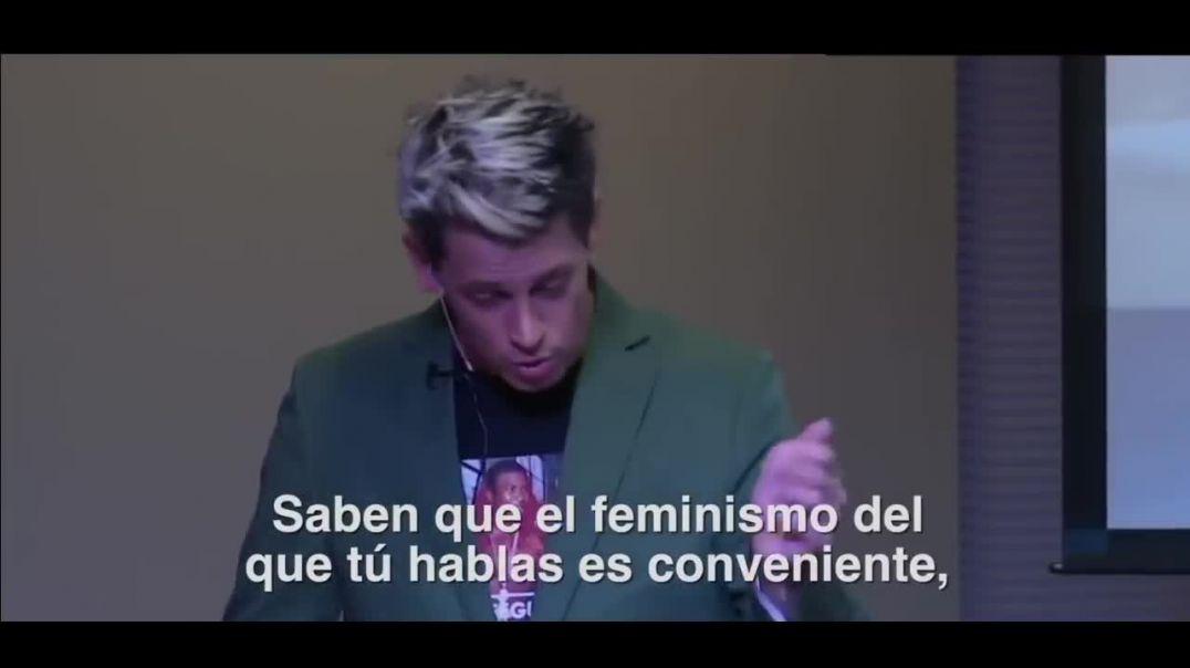 Feminismo: filosofía vengativa