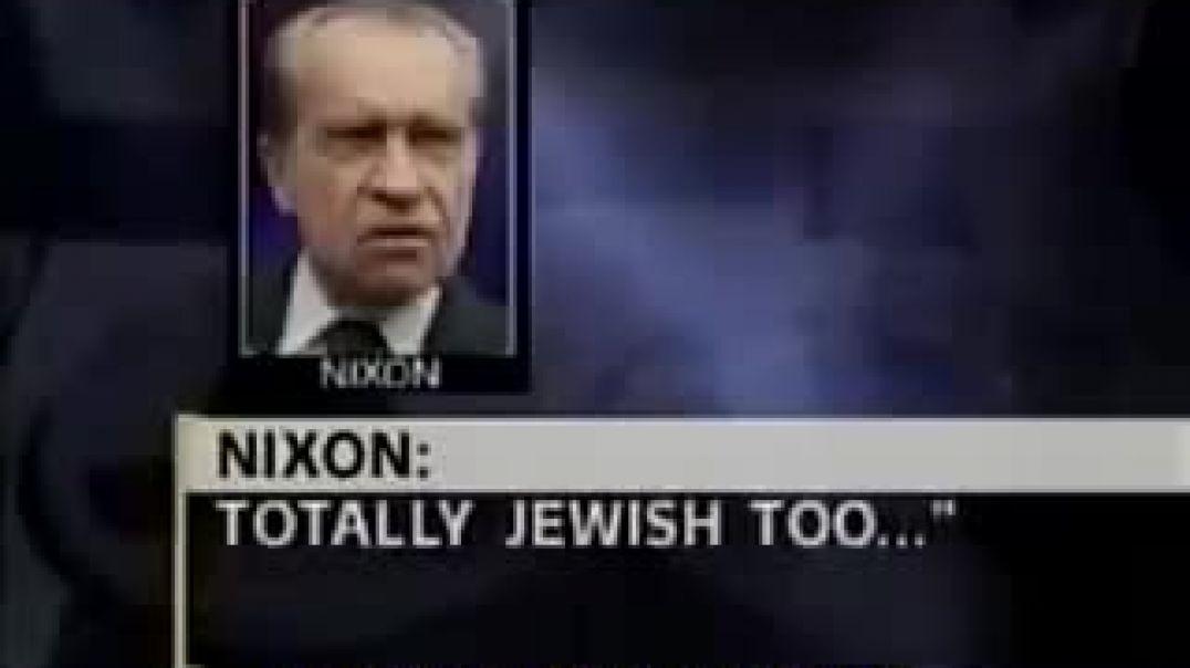 Richard Nixon denuncia a los judios