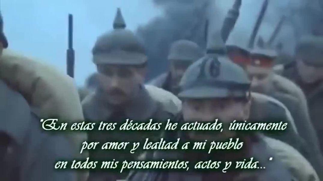 Mensaje de Adolf  Hitler para la Humanidad gentil.mp4