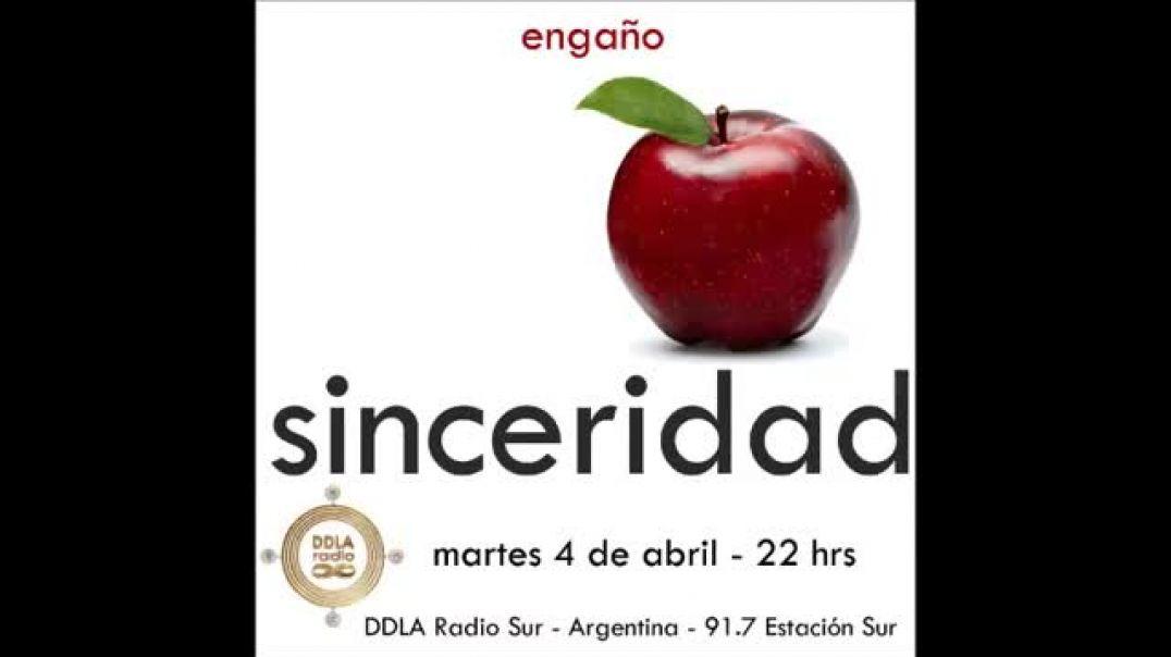DDLA Radio Sur 4 x 5 - Engaño /Sinceridad