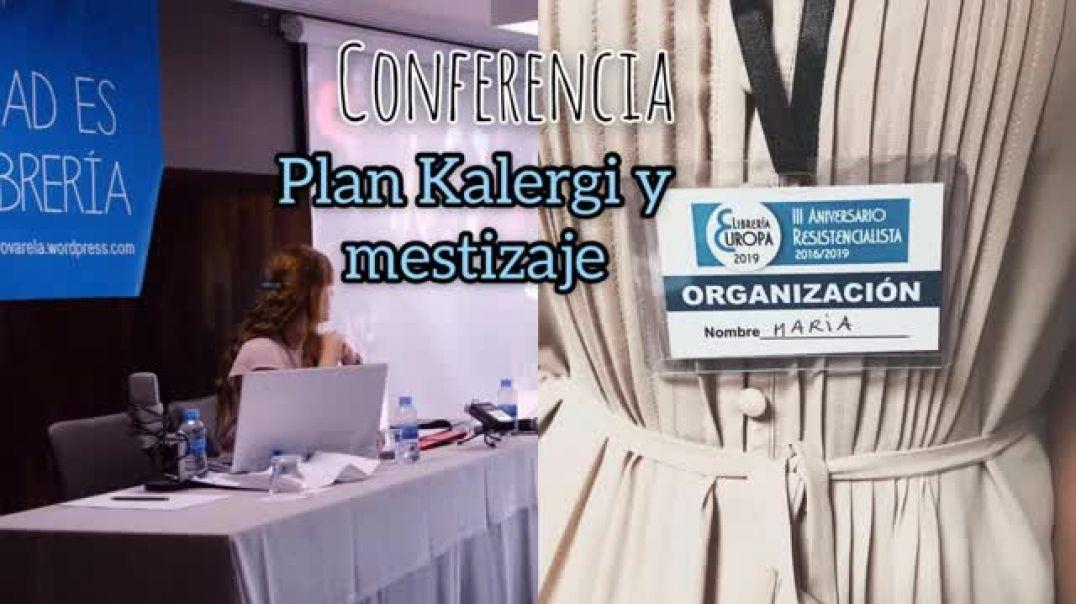 Conferencia 6 de Julio en Barcelona - Hispania Eterna