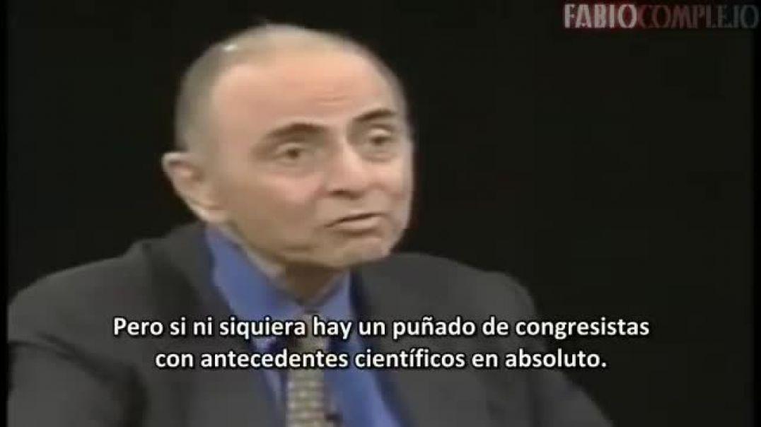 Carl Sagan - Ultima entrevista