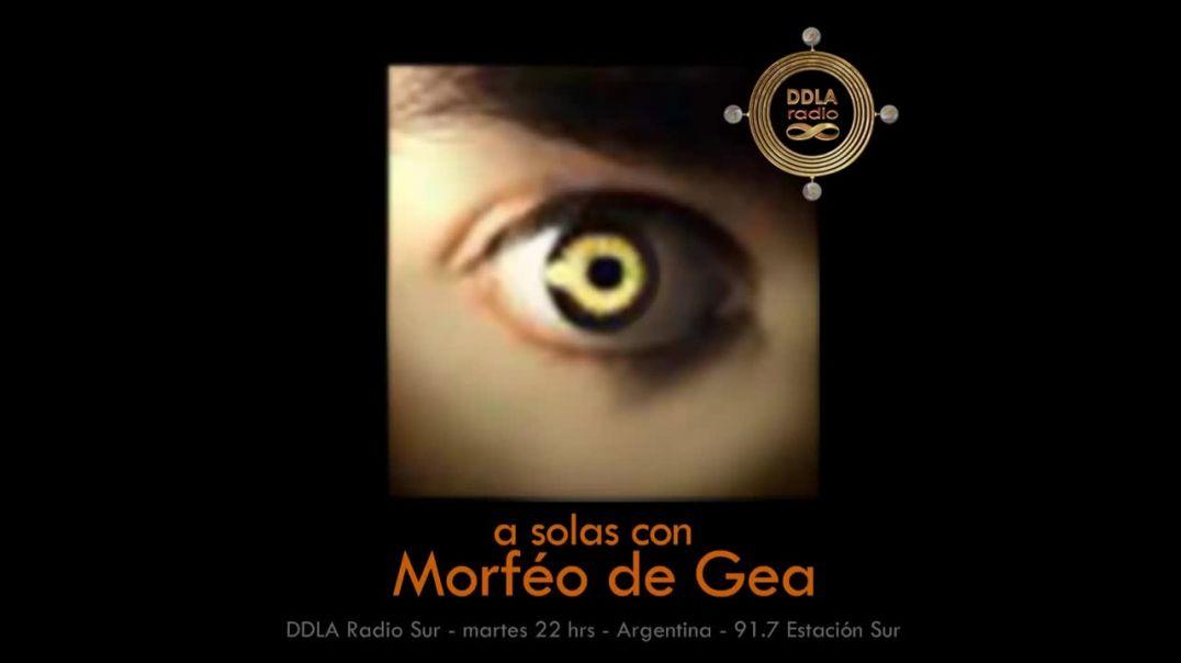 Primera entrevista a Morféo de Gea
