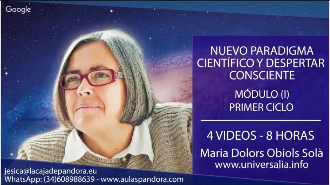 MENTE INFERIOR VERSUS MENTE SUPERIOR_ RELACIÓN Y CAMBIO DE HEGEMONÍA 2 con María Dolors Obiols Solà.