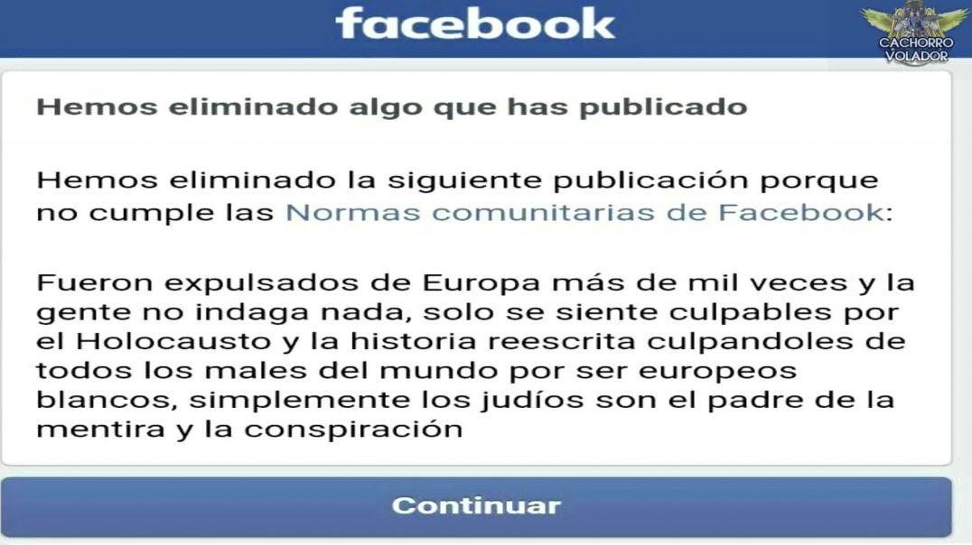 Censura, censura....
