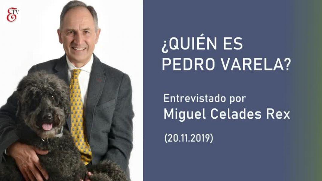Pedro Varela entrevistado por Miguel Celades