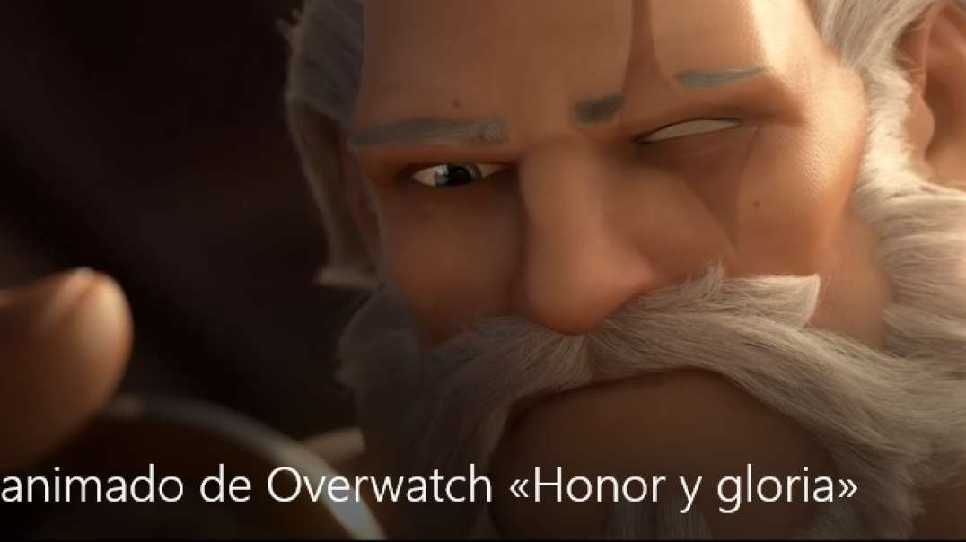 Corto animado de Overwatch «Honor y gloria»