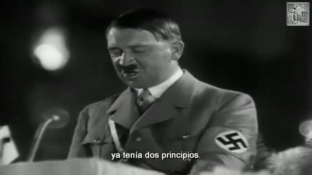 Adolf Hitler - Discurso el triunfo de la Voluntad