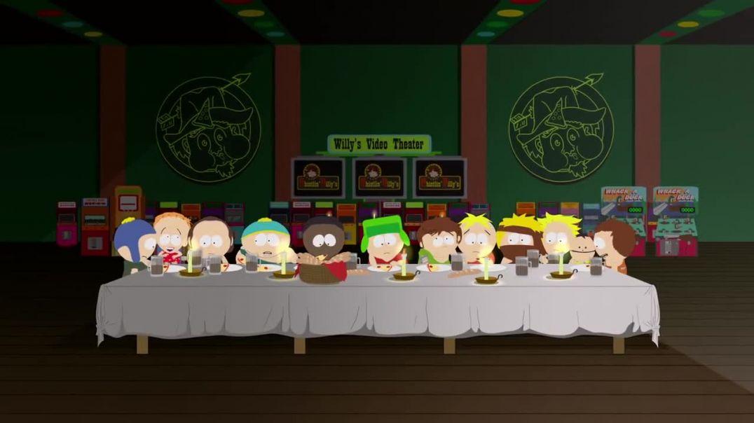 Cartman y el problema judio (sionista)