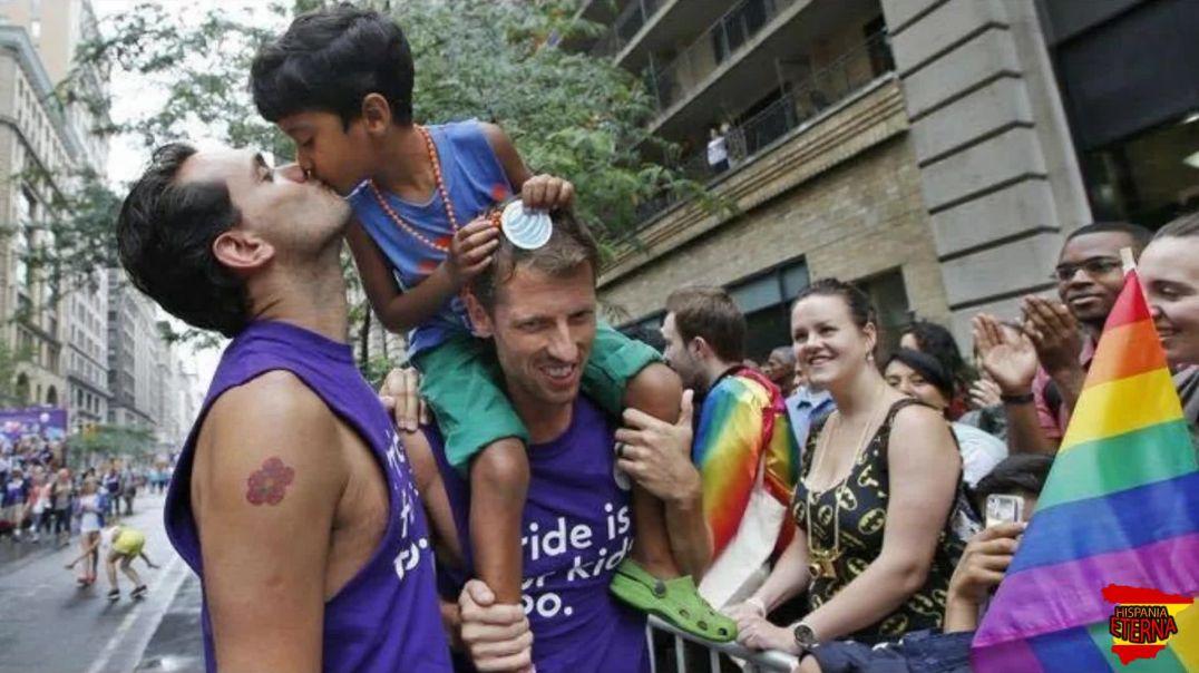 Pedofilia en lobby LGBT