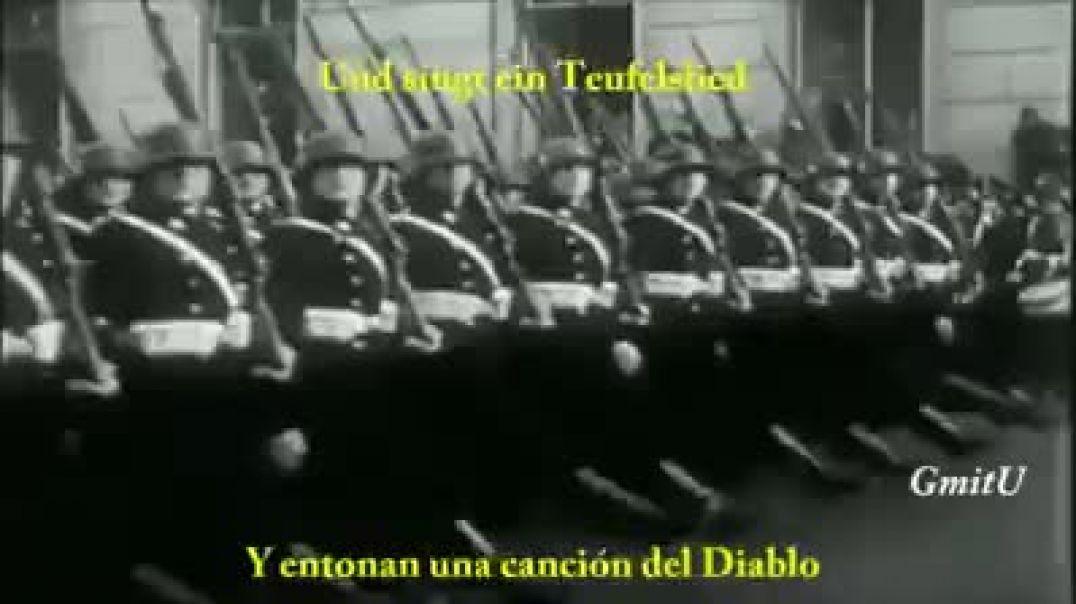 El himno de la muerte de la Waffen SS
