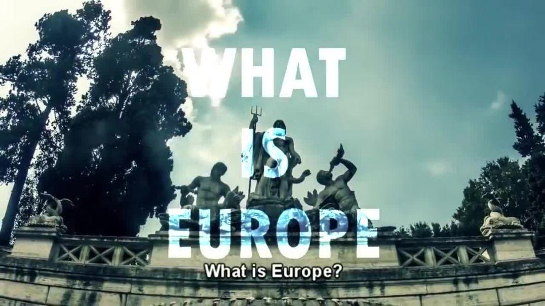 Explicacion sobre lo que es Europa, mas alla del espacio geografico denominado como tal