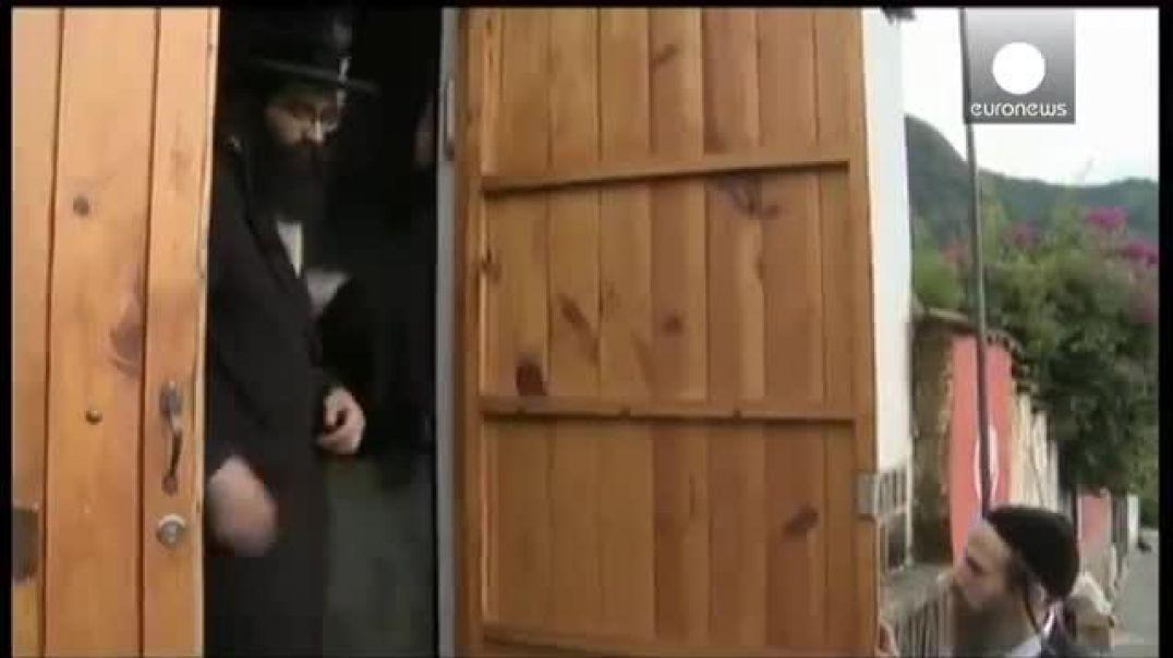 Una comunidad de judíos ortodoxos expulsados de un pueblo de Guatemala.mp4