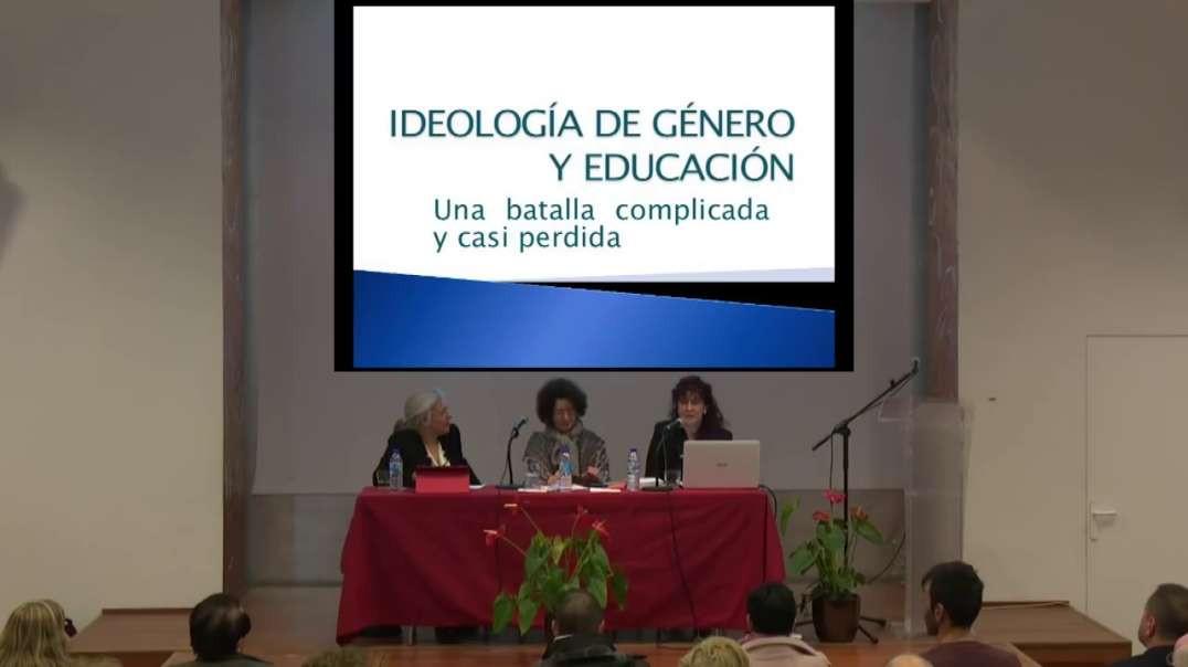 Alicia Rubio - Ideología de Género  y Educación