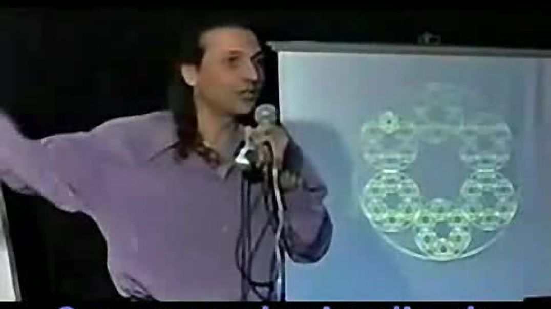 Nassim Haramein - La Estructura Fractal del Universo