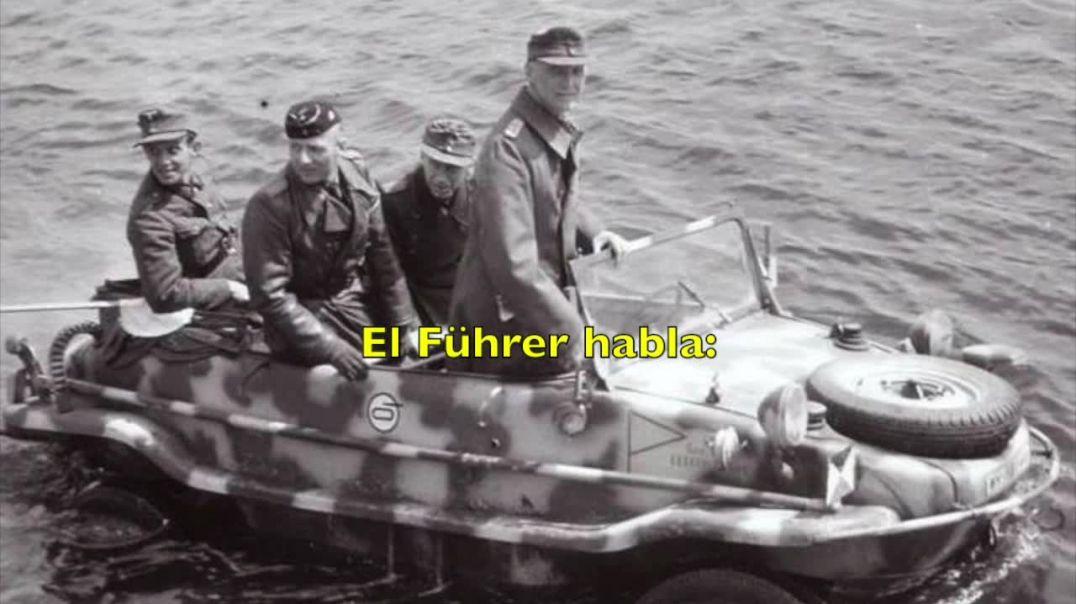 Adolf Hitler discurso en la Bürgerbräukeller 8-11-1940 (COMPLETO)