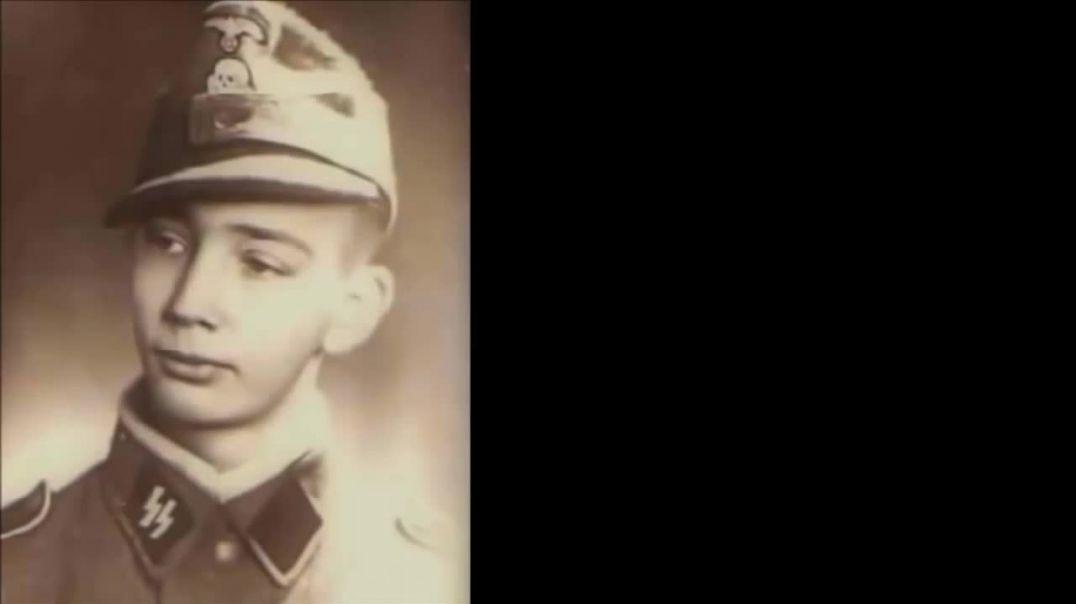Una carta de Hans Schmidt viviendo en la Alemania de Hitler