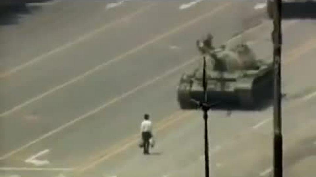 El hombre del tanque, el hombre sin miedo
