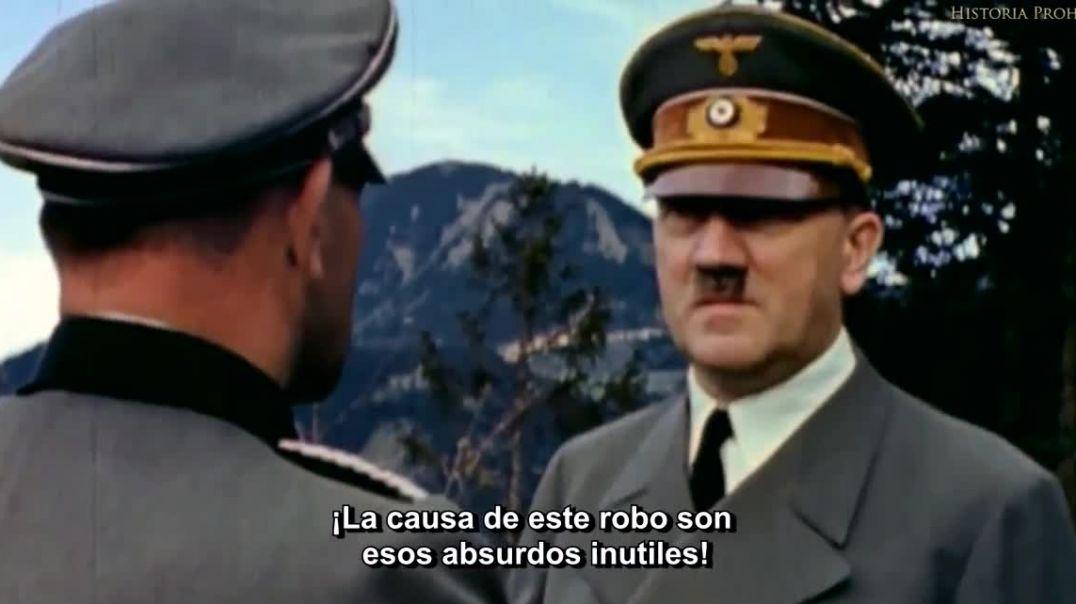 Mensaje de Adolf Hitler a todas las Naciones
