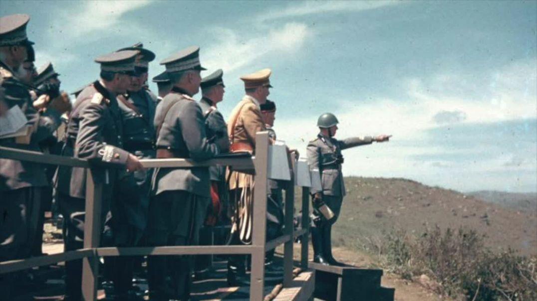 Adolf Hitler discurso en la fábrica de armamentos Rheinmetall Borsig 10 de Diciembre de 1940 (COMPL