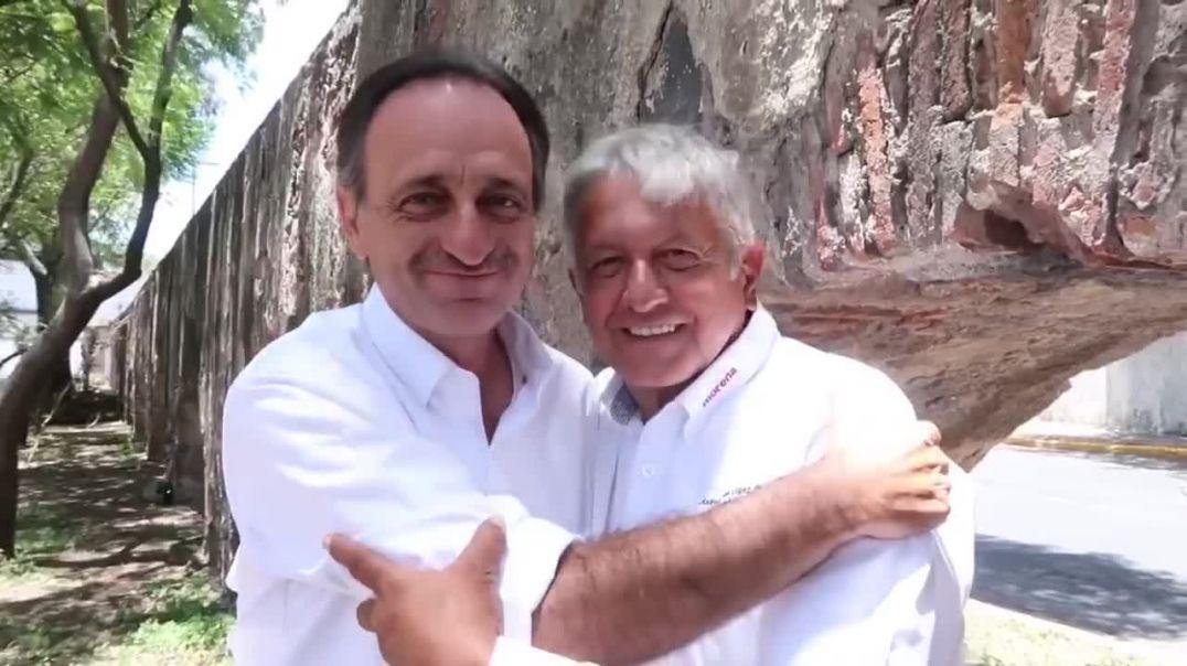 ¡AMLO REFRENDA EL PACTO CON LA COMUNIDAD JUDÍA MEXICANA!