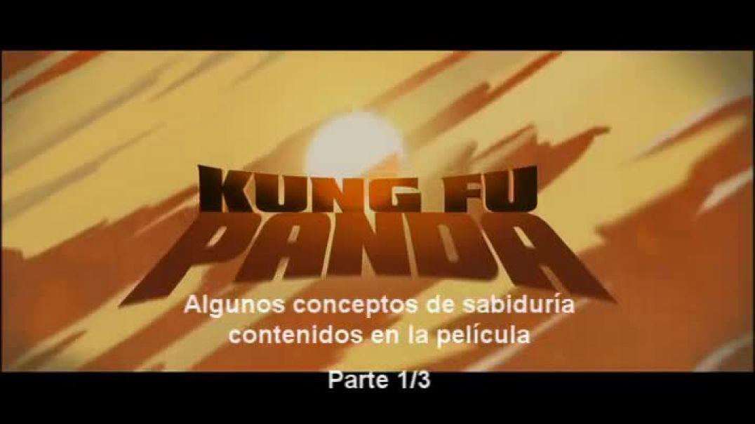 Sabiduría Kung Fu Panda - El Guerrero Dragón 1/3