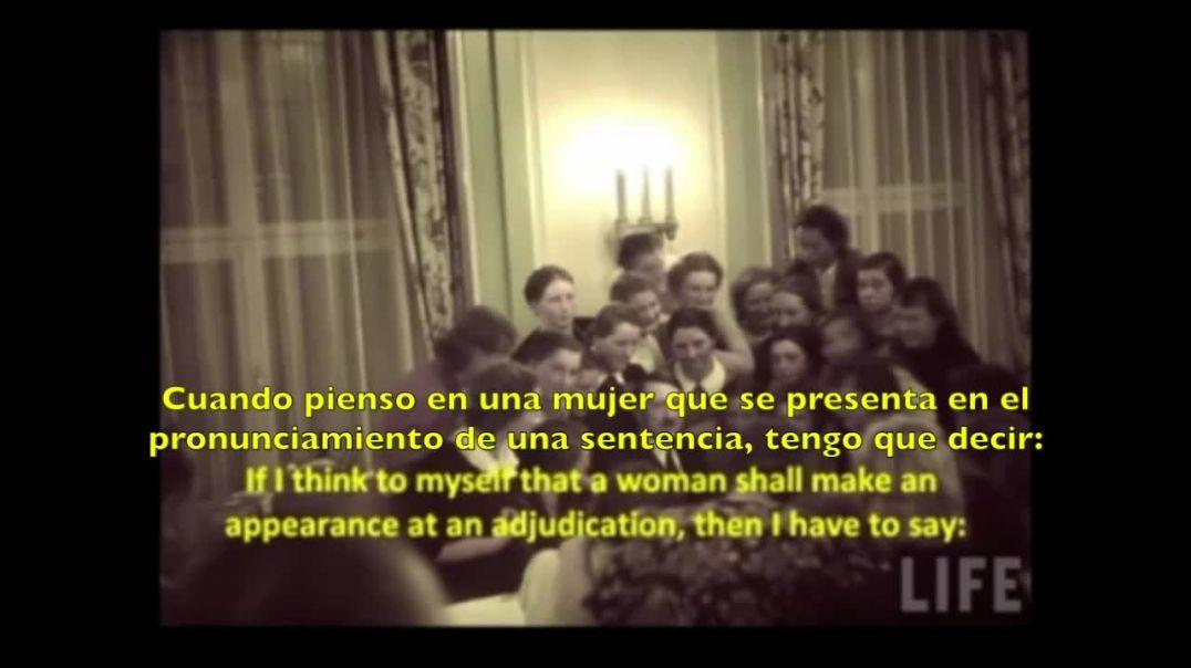 Adolf Hitler habla a las mujeres