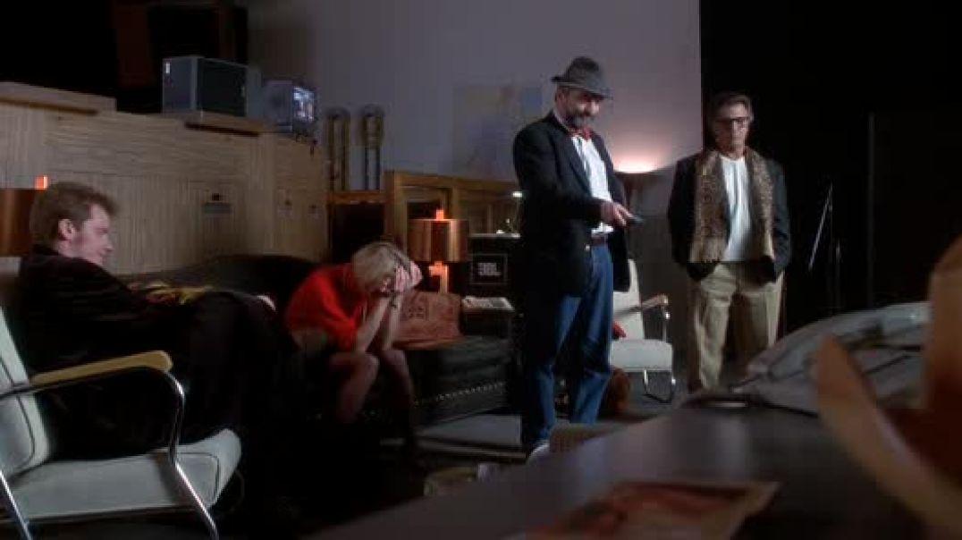 Película ¨La cortina de humo¨ 1997. (Castellano)