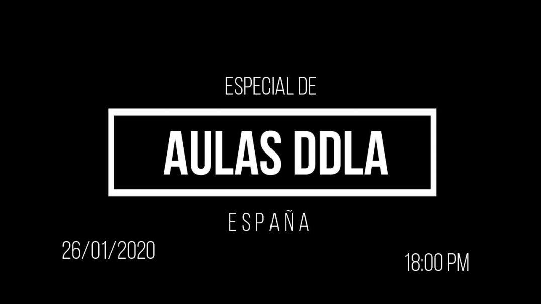 Especial Aulas DDLA España