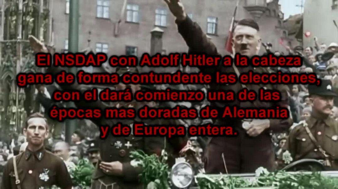 Adolf Hitler el héroe de los trabajadores